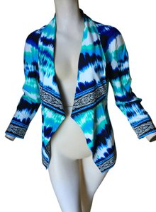 Chico's Jacket Small Slinky Cardigan