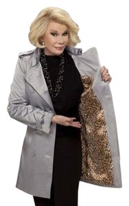 Joan Rivers 2x Raincoat