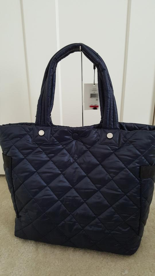 Calvin Klein Reversible Lightweight Large Tote Quilted