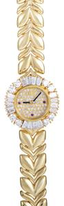 Audemars Piguet Audemars Piguet 66803BA.ZZ.1018BA.01 Yellow Gold Baguette Diamonds