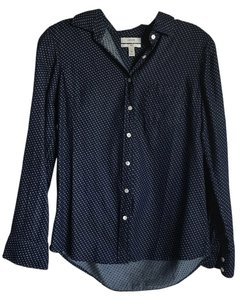 J.Crew Button Down Shirt Blue