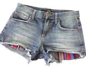 JOE'S Jeans Cut Off Shorts light wash blue