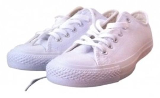 Preload https://img-static.tradesy.com/item/13132/converse-white-leather-whitemono-style1t866-ct-as-lea-ox-sneakers-size-us-85-regular-m-b-0-0-540-540.jpg