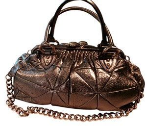 Marc Jacobs Satchel in Metallic Bronze