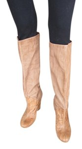 Vero Cuoio Italian Leather Light brown Boots