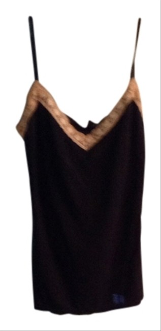 Preload https://item1.tradesy.com/images/inc-international-concepts-black-with-dark-beige-border-tank-topcami-size-4-s-1313335-0-0.jpg?width=400&height=650