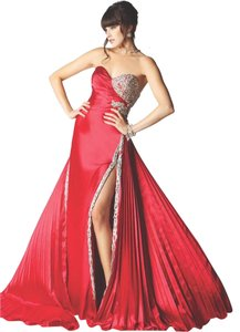 Mac Duggal Couture Prom Dress