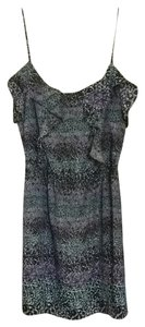 BCBGeneration short dress Multi Animal Print on Tradesy