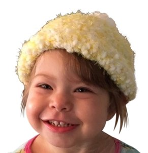 """Other Infant or Child's """"Snow Bunny"""" Hat"""