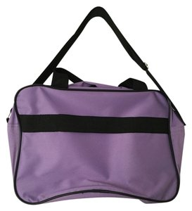 Embark Weekend Travel Carry On Computer Purple Travel Bag