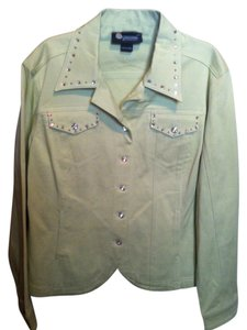 Christine Alexander Green Jacket