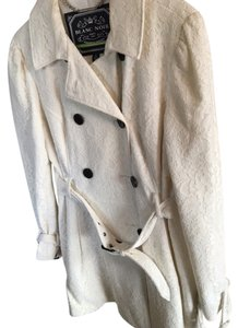 Blanc Noir Trench Coat