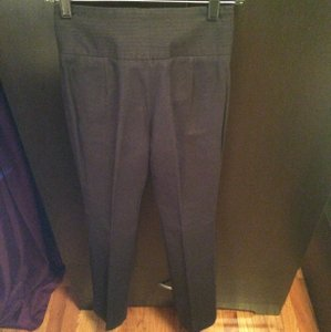 Burberry Trouser Pants Black