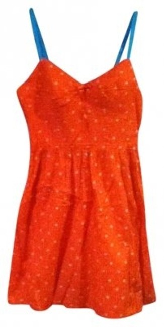 Mossimo Supply Co. short dress Coral on Tradesy