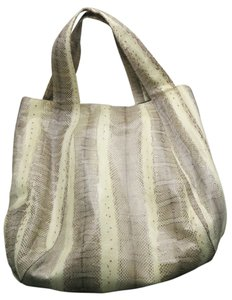 Beirn Snakeskin Snake Purse Hobo Bag