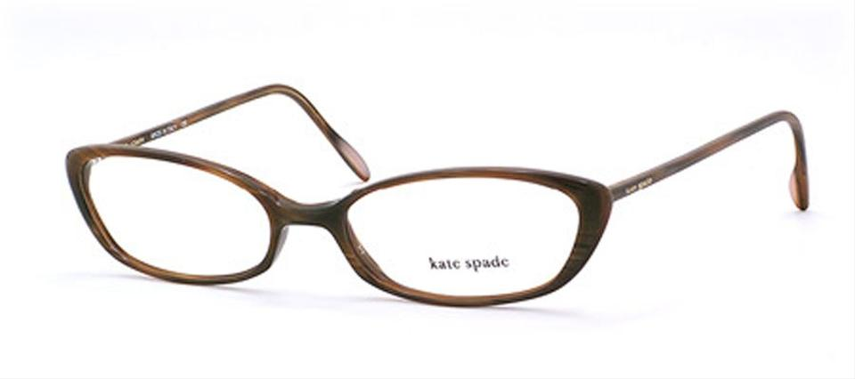 Kate Spade Brown Discontinued Quinn Frames with Case Sunglasses ...