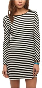 Urban Outfitters short dress Black & White Stripe on Tradesy