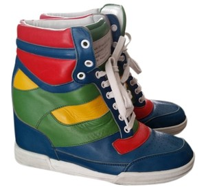 Marc by Marc Jacobs Blue, Red, Yellow, Green, White Athletic