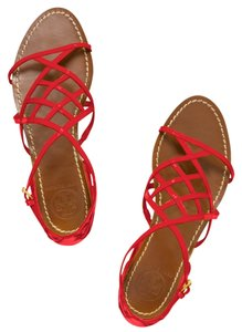 Tory Burch Tory Red Sandals