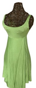 Versace short dress Green on Tradesy