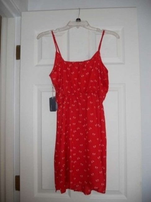I Love H81 short dress Red on Tradesy