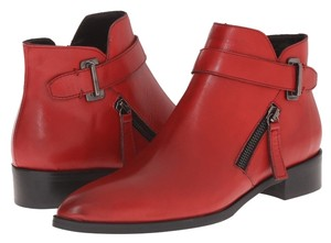 Massimo red Boots