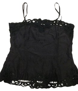 Lux Silk Adjustable Top black