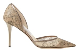 Jimmy Choo Dark grey Bronze Formal