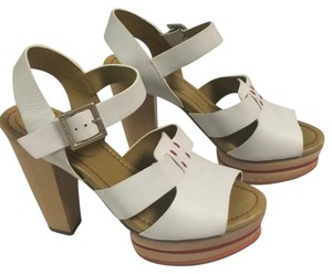 See by Chloé White Platforms