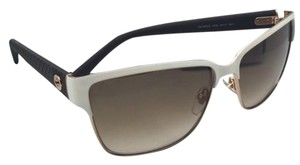 Gucci New GUCCI Sunglasses GG 4263/S LPIJD 60-14 Copper Gold & Ivory Frames w/Brown Gradient Lenses