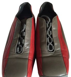 Prada Red Athletic