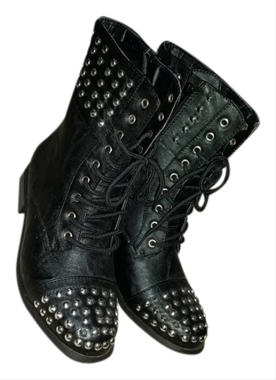 collection by carrier black Boots