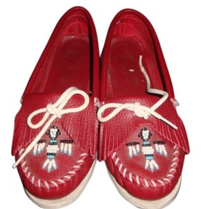 Minnetonka Red Flats