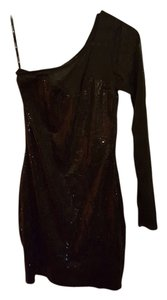 Forever 21 Sequin Sheer Dress
