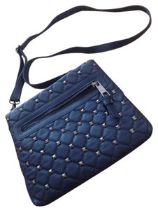 Forever 21 Satchel in Navy