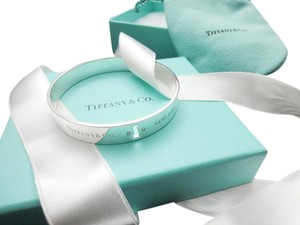 Tiffany & Co. TIFFANY LOCKS Bangle with 2 diamonds