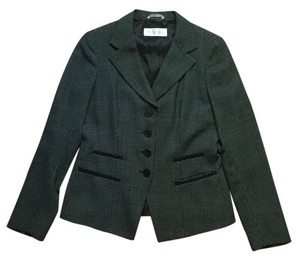 Max Mara Black and White Blazer