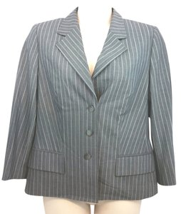 Escada Saks Fifth Avenue GRAY Blazer