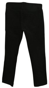 J.Crew Corduroy Cord Straight Pants Black