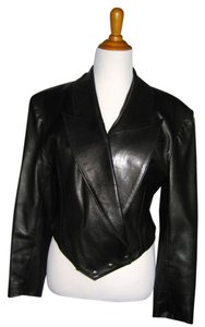 Michel Lipsic Leather Jacket