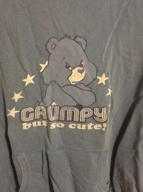 Unknown Care Bears Grumpy Cute Comfortable Adorable Sweatshirt