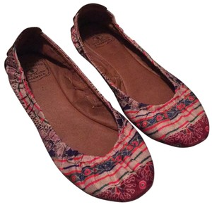 Lucky Brand Patterned Flats