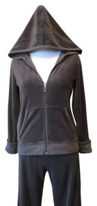 Juicy Couture Juicy Couture Charcoal Tracksuit Sz S