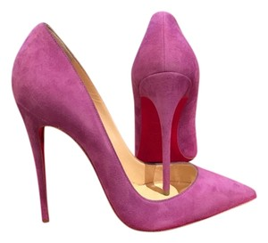 Christian Louboutin So Kate Pump So Kate purple digitale Pumps