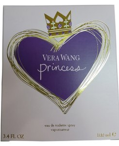 Vera Wang Vera Wang PRINCESS EDT Spray 3.4 oz Open box