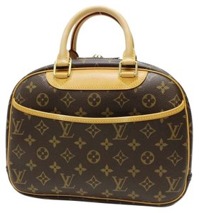 Louis Vuitton Lv Small Excellent Satchel in brown