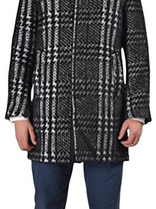 Just Cavalli Mens Cavalli Fur Coat