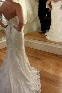 Casablanca Rose 2201 Wedding Dress