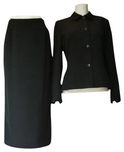 Travis Ayers Travis Ayers 2 Piece Long Skirt Suit