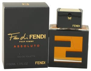 Fendi FAN DI FENDI ASSOLUTO by FENDI ~ Men's Eau De Toilette Spray 1.7 oz